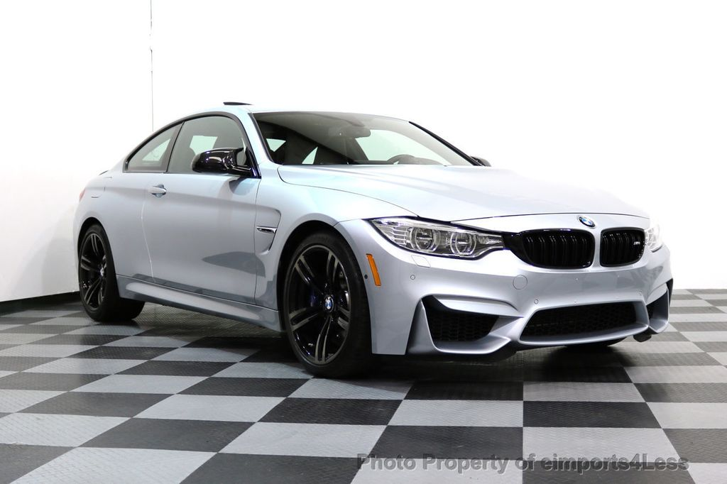 2016 BMW M4 CERTIFIED M4 COUPE EXEC SUSPENSION LED NAVI - 17270740 - 48