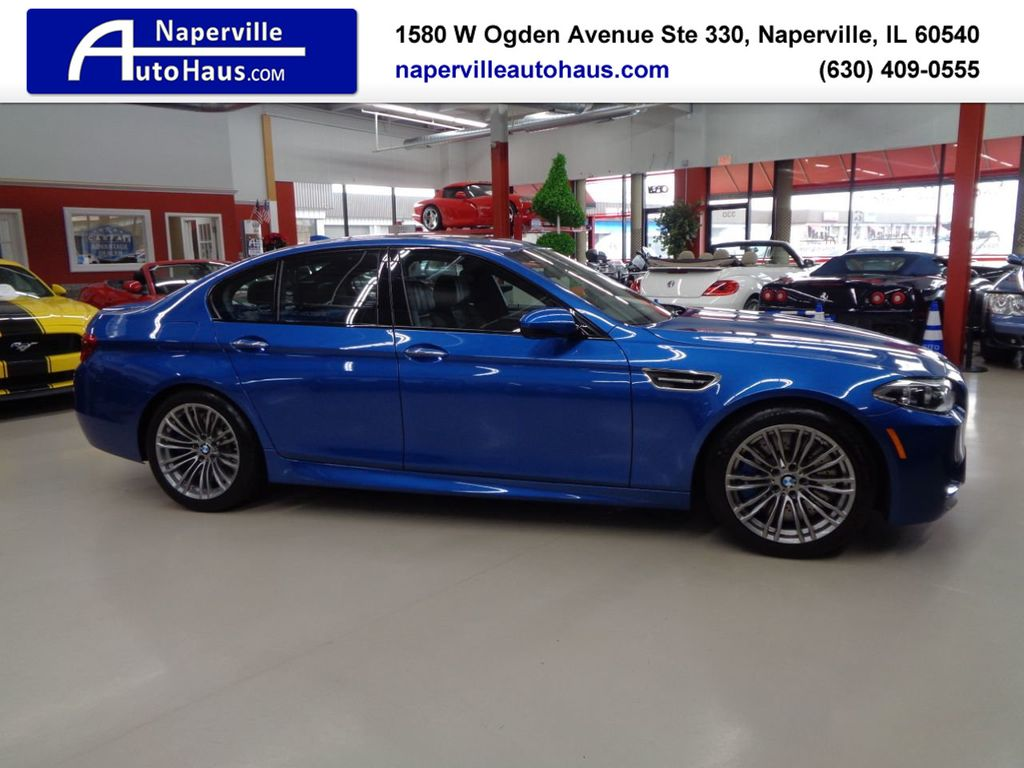 Used Bmw M5 >> 2016 Used Bmw M5 4dr Sedan At Naperville Auto Haus Il Iid 18300960
