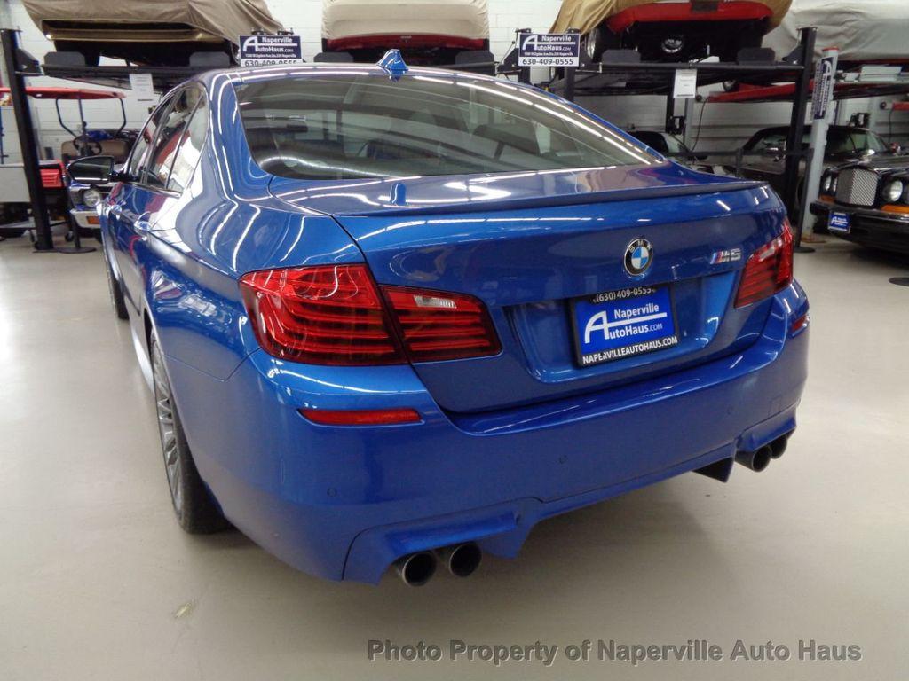 2016 BMW M5 4dr Sedan - 18300960 - 9
