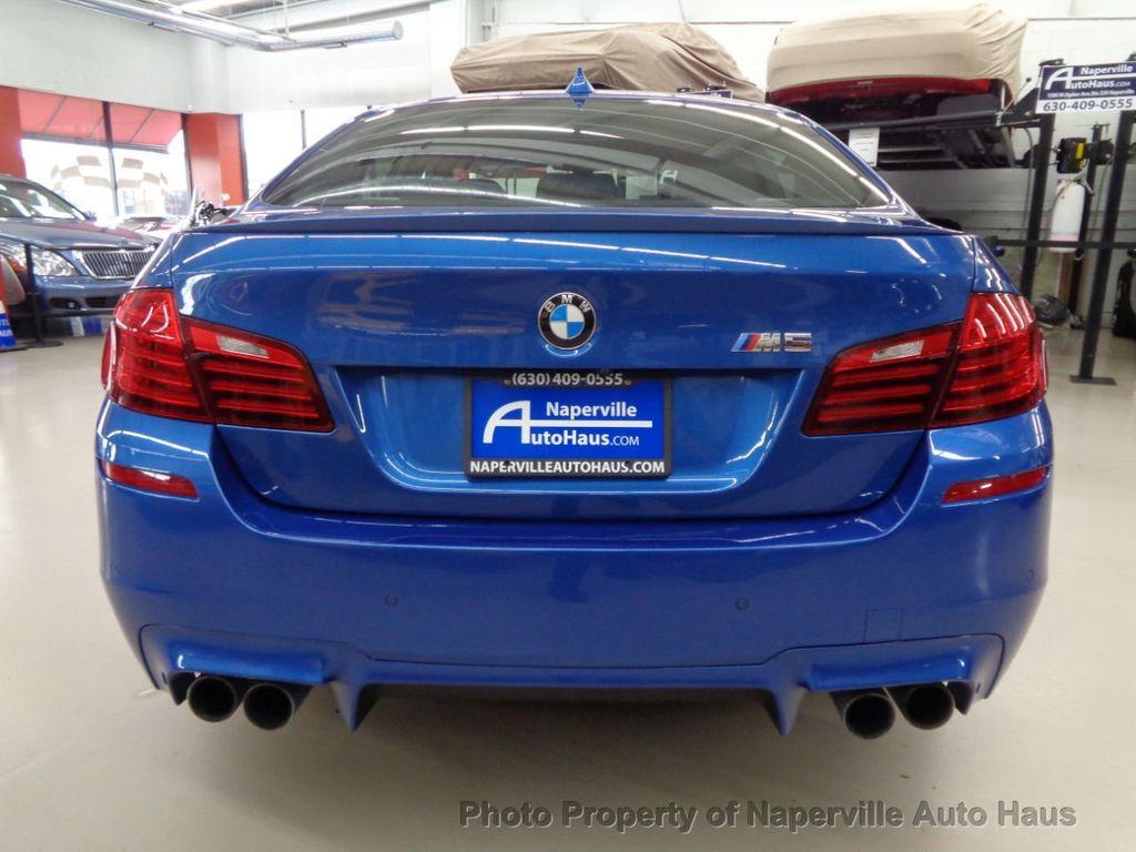 2016 BMW M5 4dr Sedan - 18300960 - 10