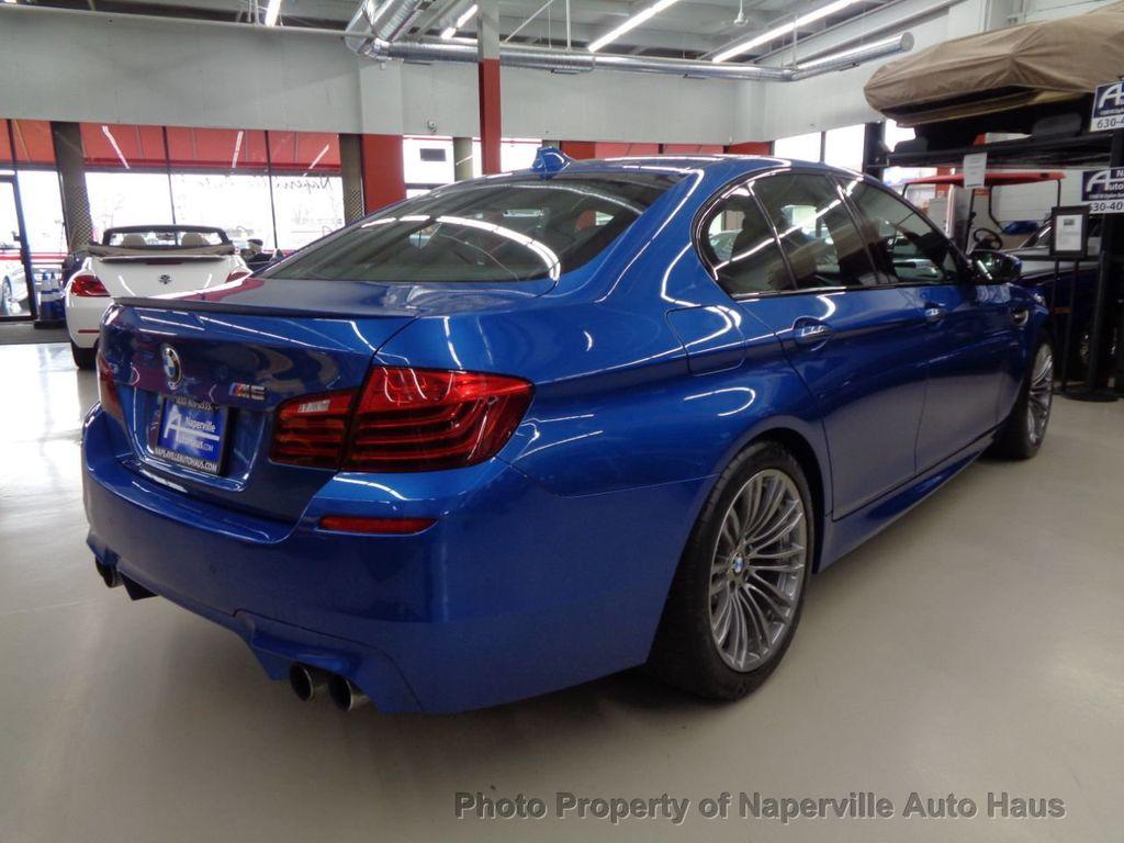 2016 BMW M5 4dr Sedan - 18300960 - 11