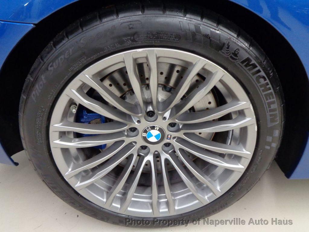 2016 BMW M5 4dr Sedan - 18300960 - 14