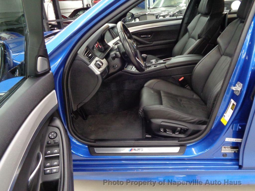 2016 BMW M5 4dr Sedan - 18300960 - 20