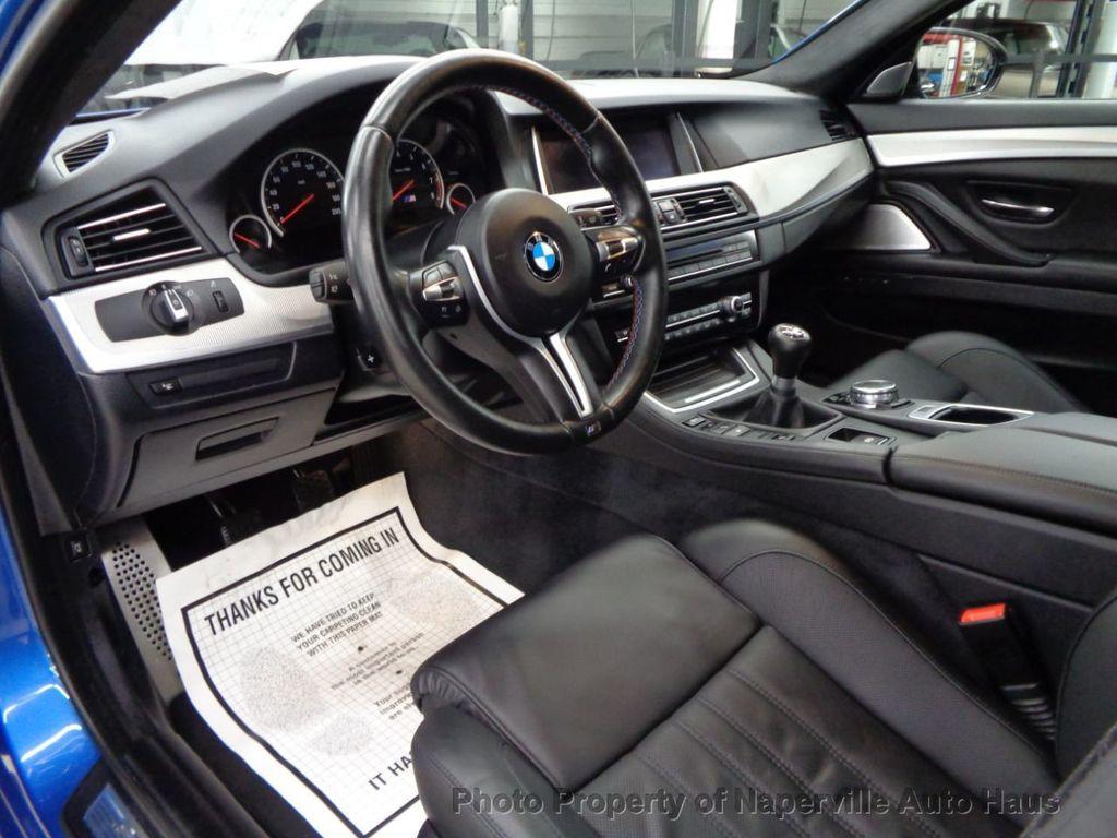 2016 BMW M5 4dr Sedan - 18300960 - 22