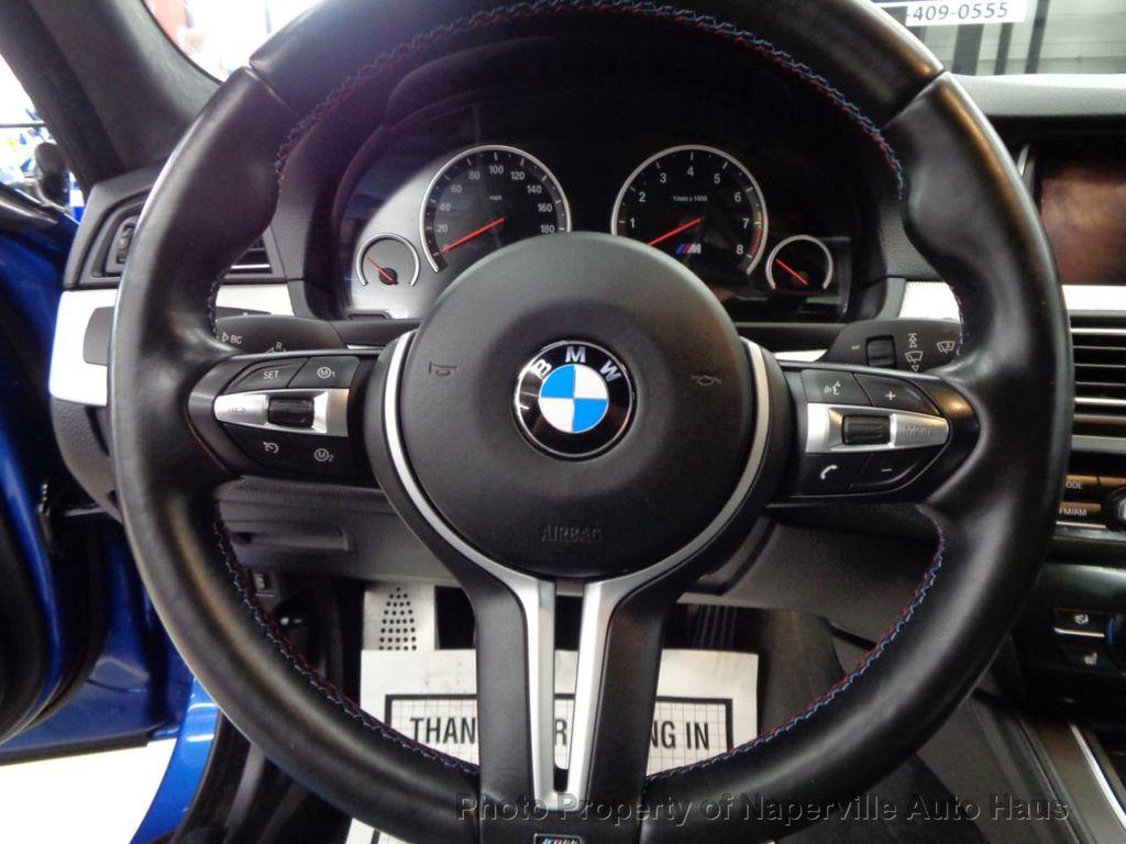 2016 BMW M5 4dr Sedan - 18300960 - 23