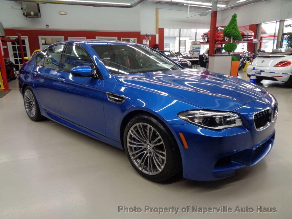 2016 BMW M5 4dr Sedan - 18300960 - 3