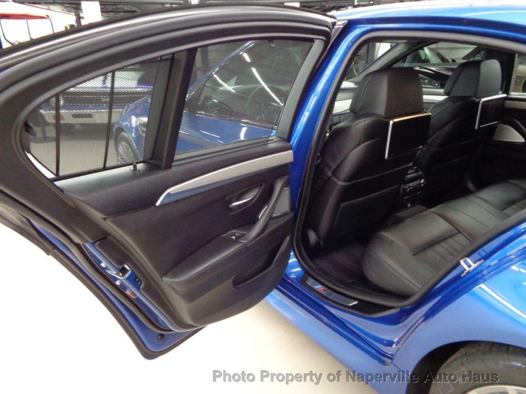 2016 BMW M5 4dr Sedan - 18300960 - 41