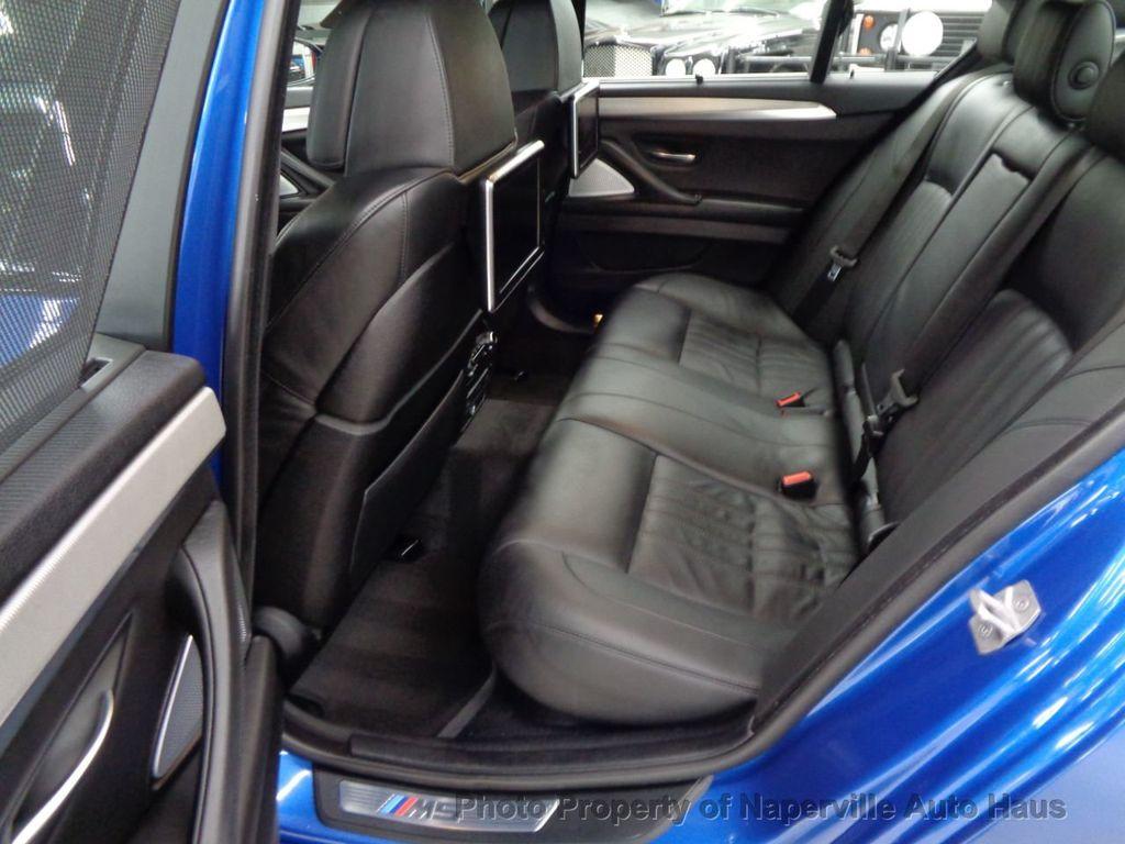 2016 BMW M5 4dr Sedan - 18300960 - 42