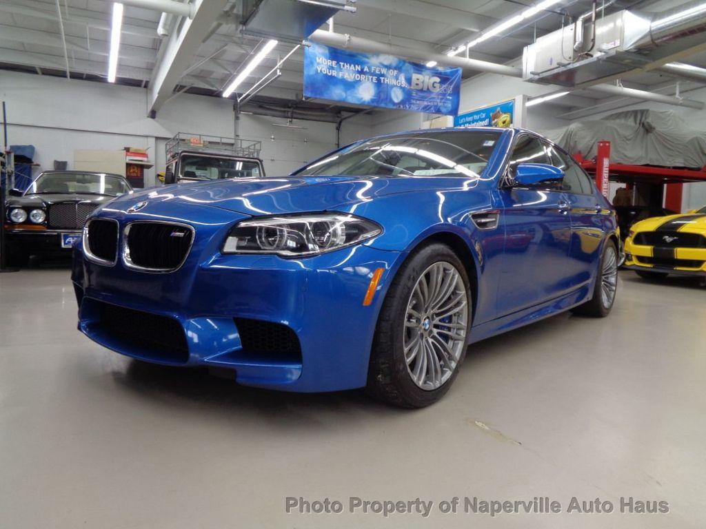 2016 BMW M5 4dr Sedan - 18300960 - 4