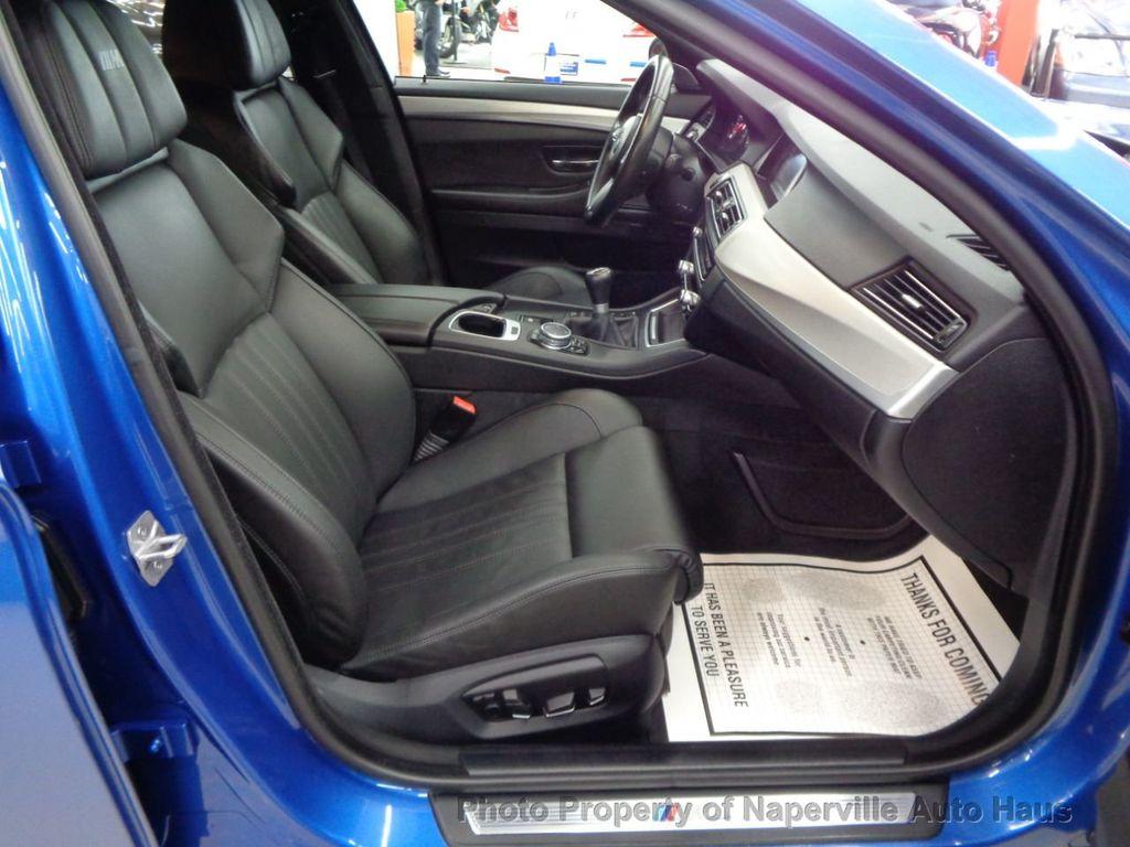 2016 BMW M5 4dr Sedan - 18300960 - 52