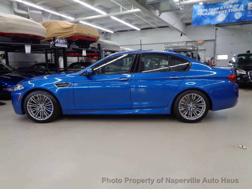 2016 BMW M5 4dr Sedan - 18300960 - 5