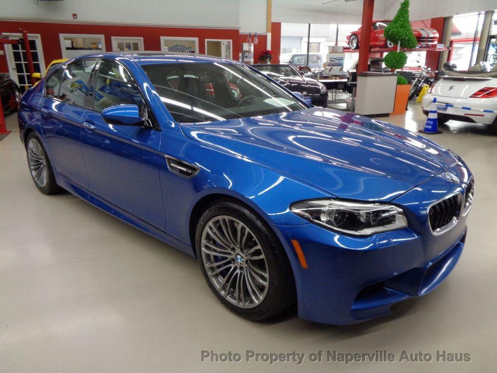 2016 BMW M5 4dr Sedan - 18300960 - 62