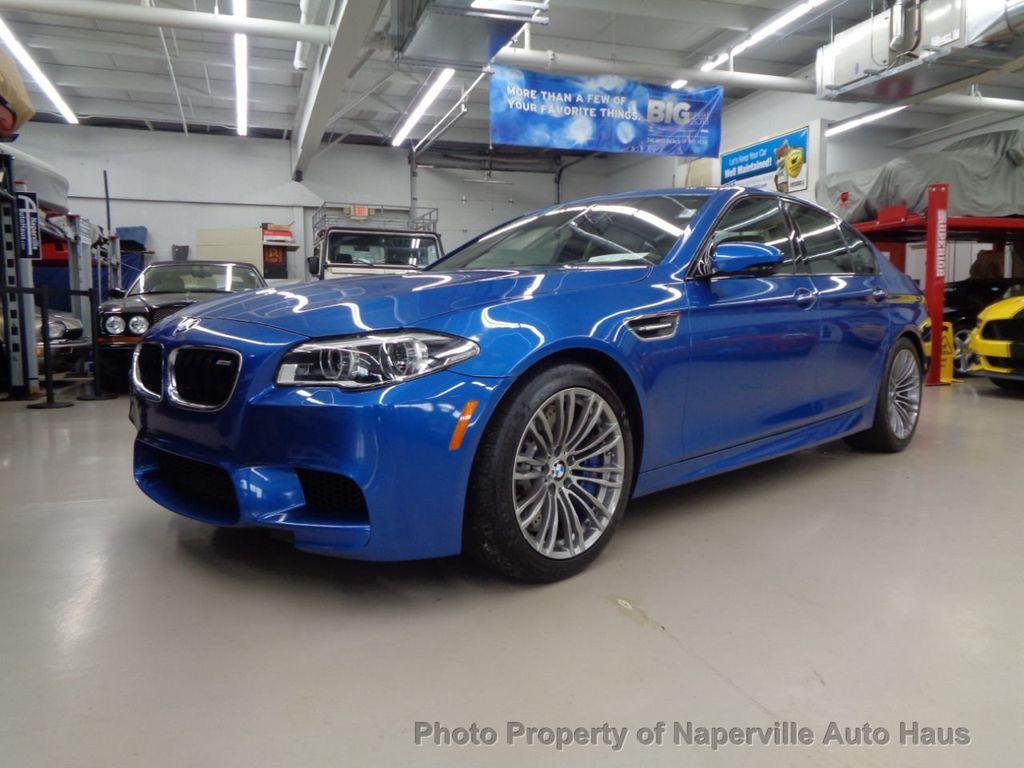 2016 BMW M5 4dr Sedan - 18300960 - 63