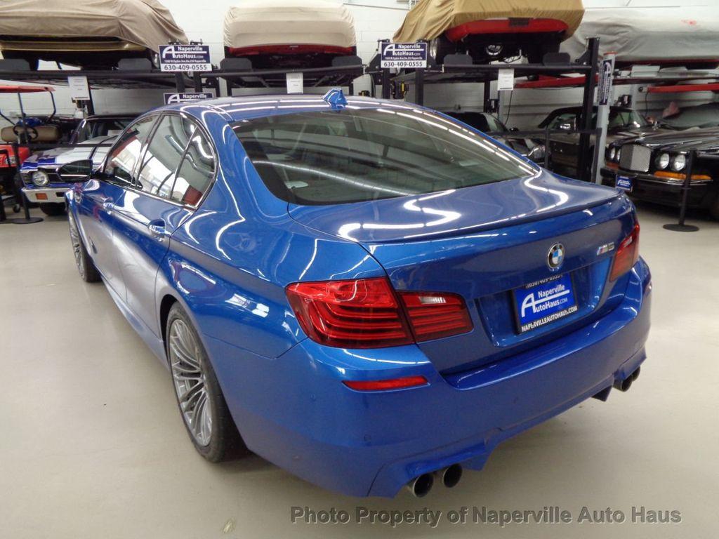 2016 BMW M5 4dr Sedan - 18300960 - 64