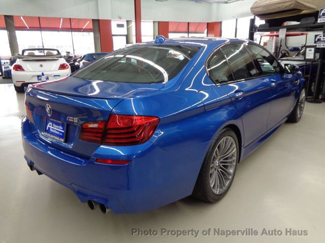 2016 BMW M5 4dr Sedan - Click to see full-size photo viewer