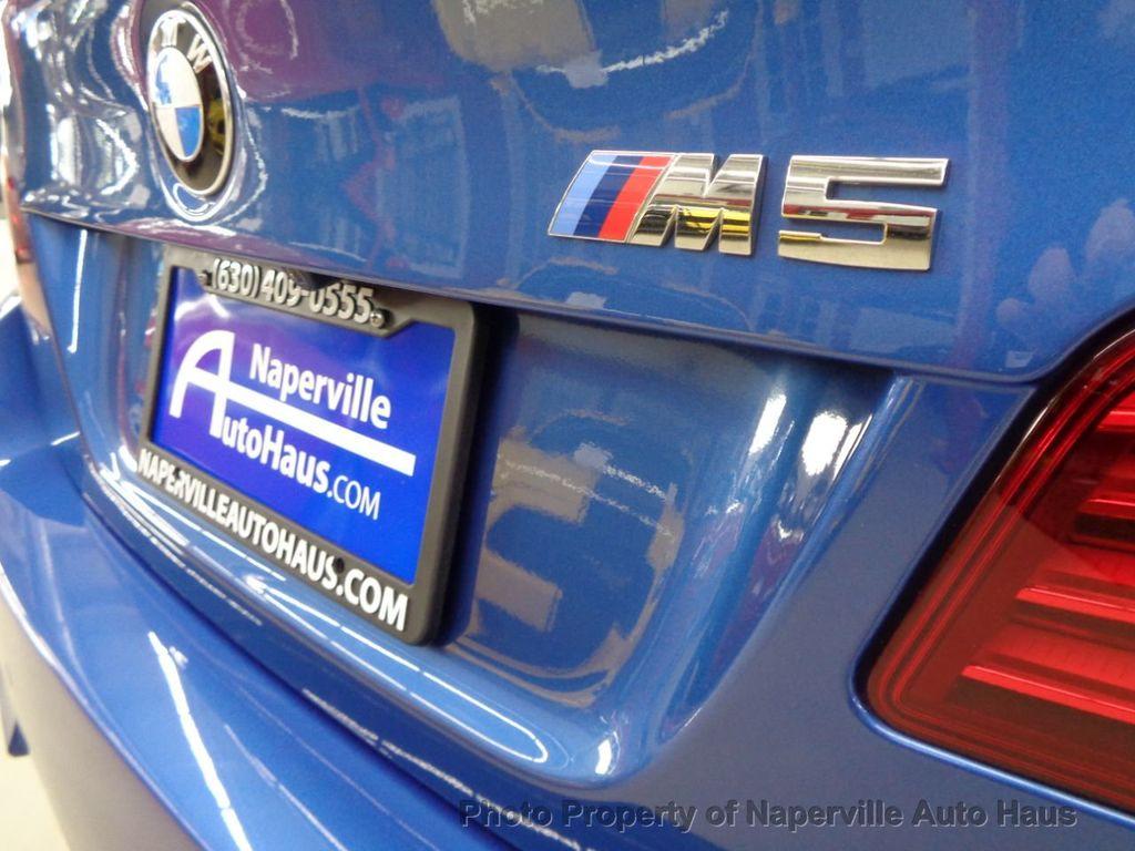 2016 BMW M5 4dr Sedan - 18300960 - 66