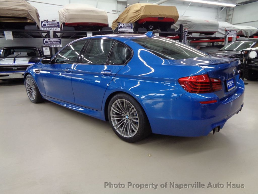 2016 BMW M5 4dr Sedan - 18300960 - 6