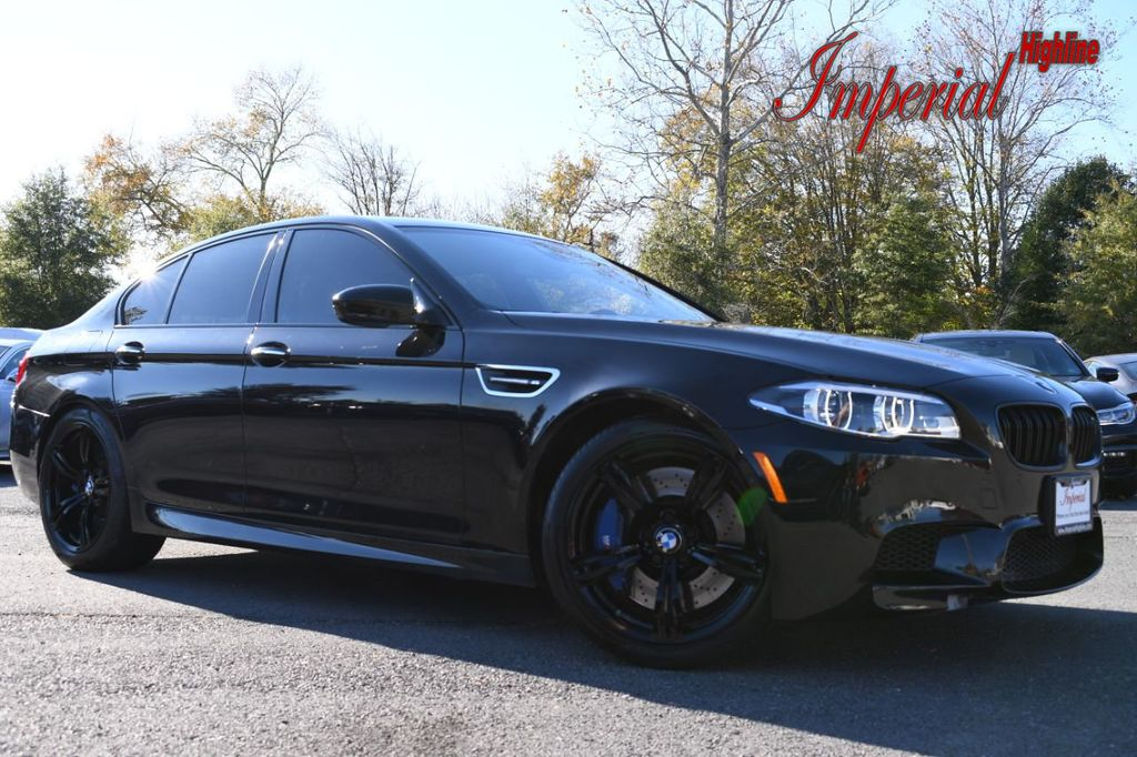 Used Bmw M5 >> 2016 Used Bmw M5 4dr Sedan At Imperial Highline Serving Manassas Va Iid 19410994