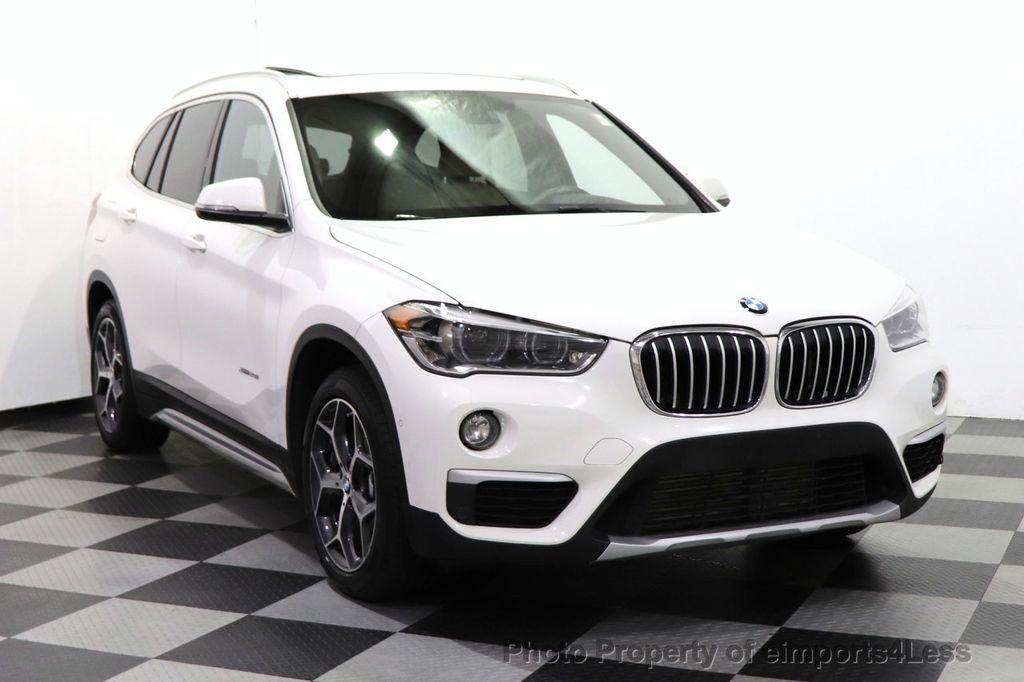 2016 BMW X1 CERTIFIED X1 xDrive28i AWD TECH PANO NAV CAM - 18545379 - 14