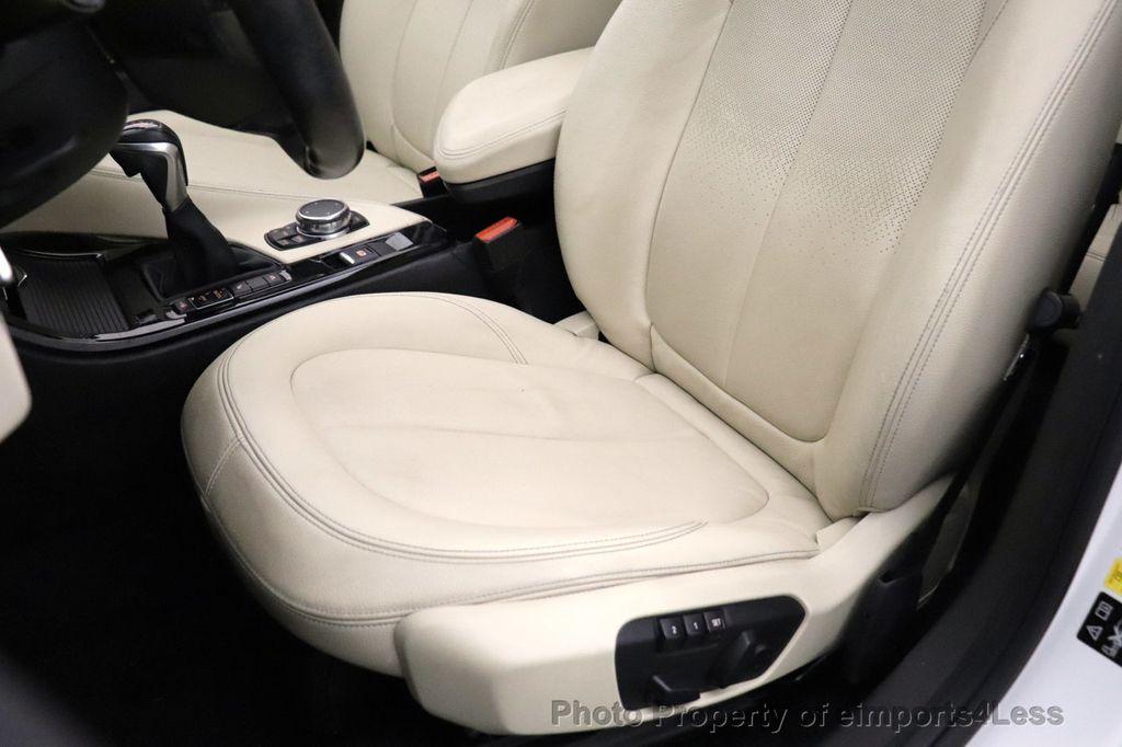 2016 BMW X1 CERTIFIED X1 xDrive28i AWD TECH PANO NAV CAM - 18545379 - 22