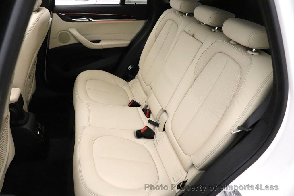 2016 BMW X1 CERTIFIED X1 xDrive28i AWD TECH PANO NAV CAM - 18545379 - 35