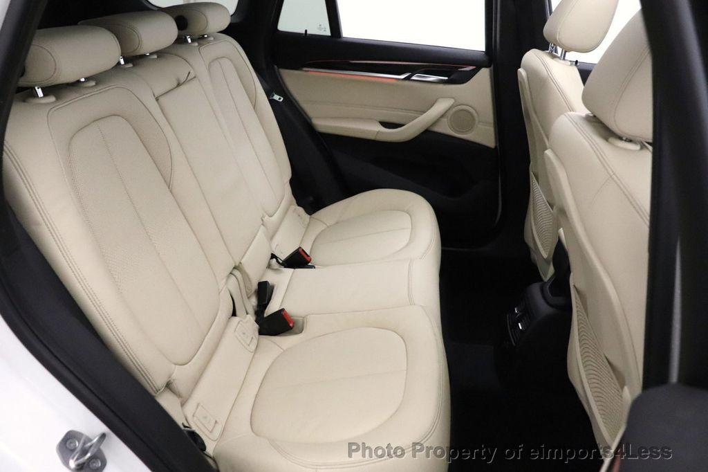 2016 BMW X1 CERTIFIED X1 xDrive28i AWD TECH PANO NAV CAM - 18545379 - 36