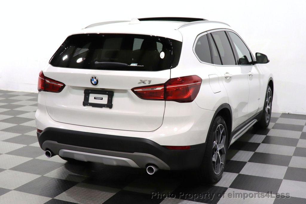 2016 BMW X1 CERTIFIED X1 xDrive28i AWD TECH PANO NAV CAM - 18545379 - 3
