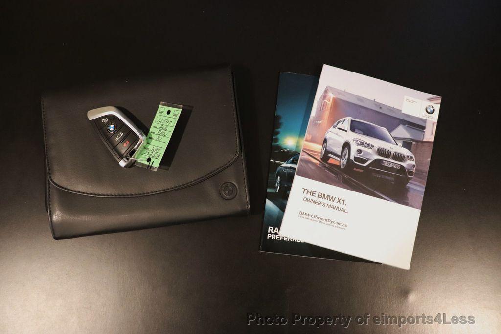 2016 BMW X1 CERTIFIED X1 xDrive28i AWD TECH PANO NAV CAM - 18545379 - 38
