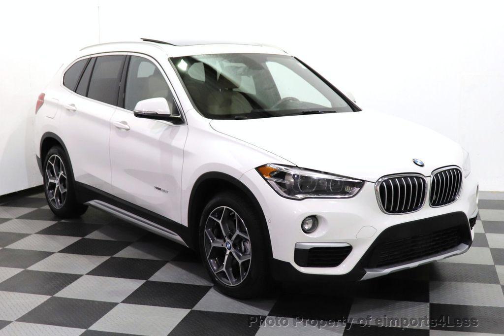 2016 BMW X1 CERTIFIED X1 xDrive28i AWD TECH PANO NAV CAM - 18545379 - 44