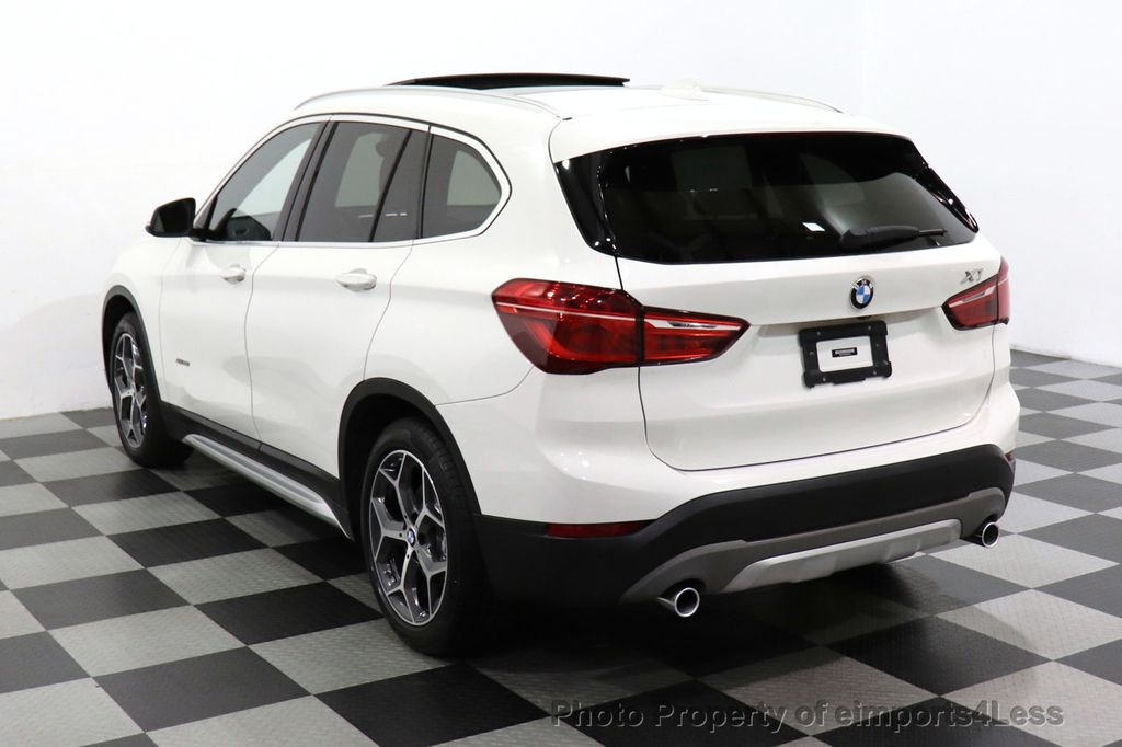 2016 BMW X1 CERTIFIED X1 xDrive28i AWD TECH PANO NAV CAM - 18545379 - 45