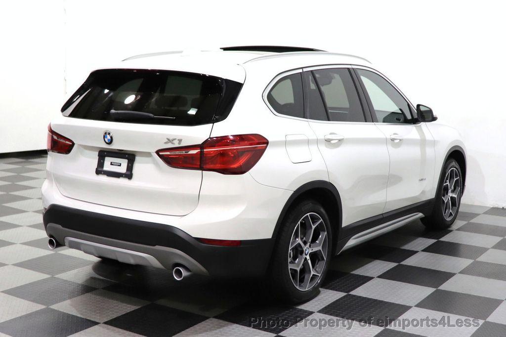 2016 BMW X1 CERTIFIED X1 xDrive28i AWD TECH PANO NAV CAM - 18545379 - 46