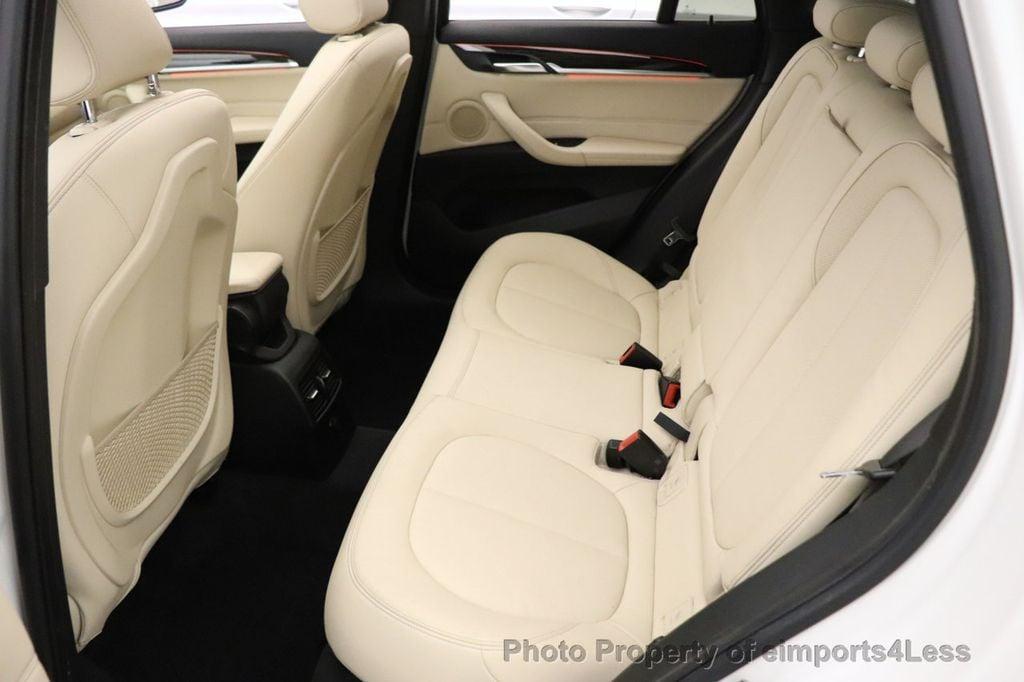 2016 BMW X1 CERTIFIED X1 xDrive28i AWD TECH PANO NAV CAM - 18545379 - 49