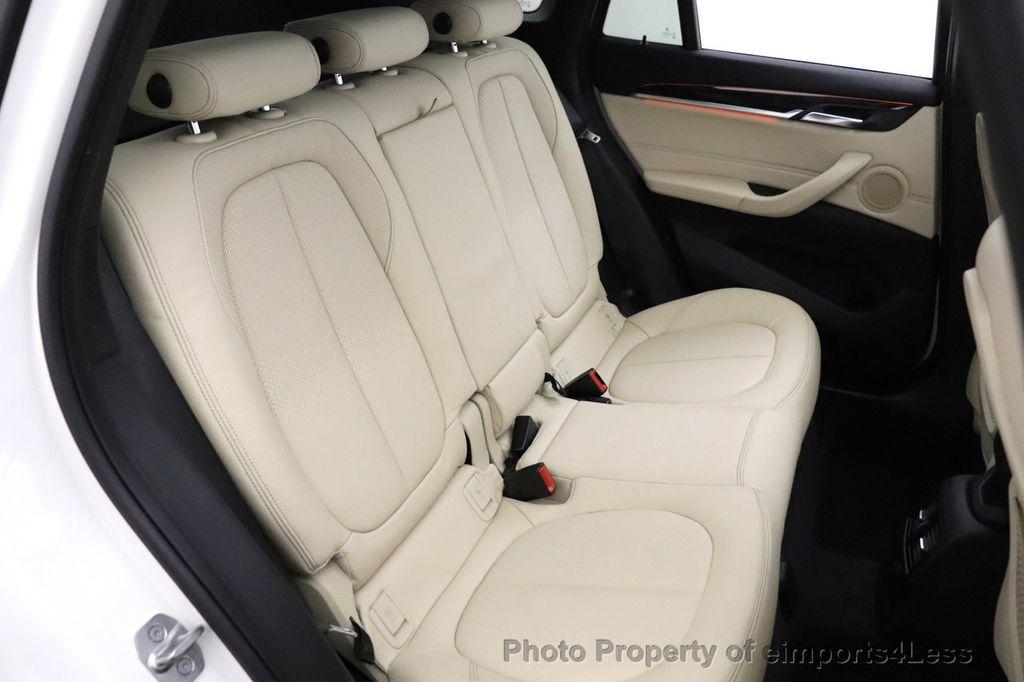 2016 BMW X1 CERTIFIED X1 xDrive28i AWD TECH PANO NAV CAM - 18545379 - 50