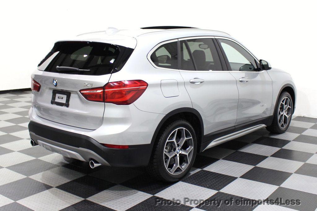 2016 BMW X1 CERTIFIED X1 xDRIVE28i AWD XLINE Driver Assist CAMERA NAVI - 18196763 - 18