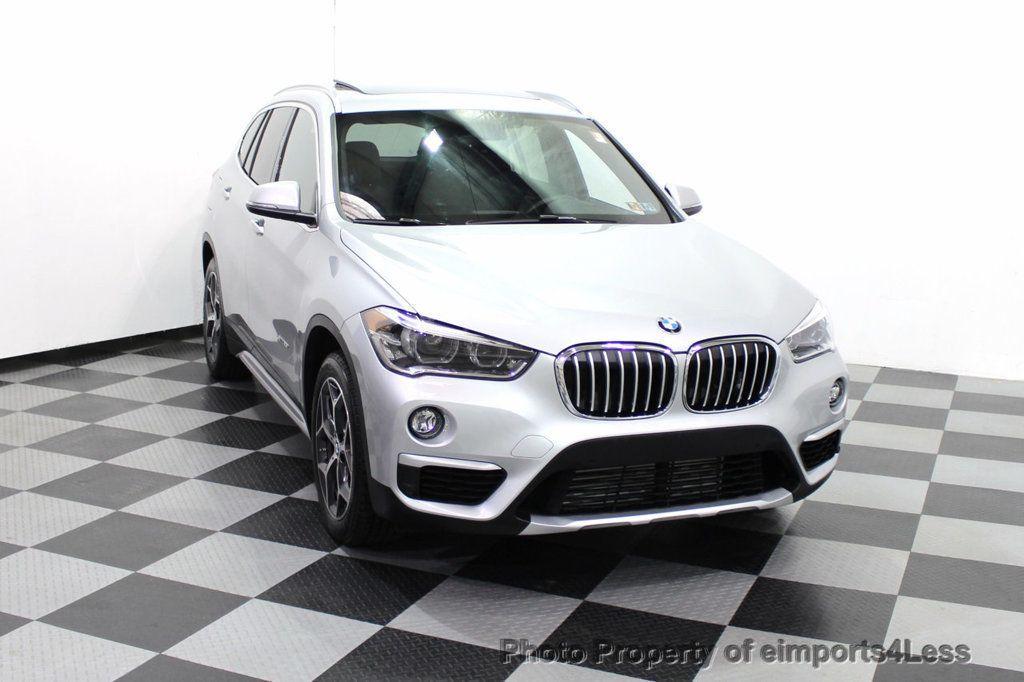 2016 BMW X1 CERTIFIED X1 xDRIVE28i AWD XLINE Driver Assist CAMERA NAVI - 18196763 - 30