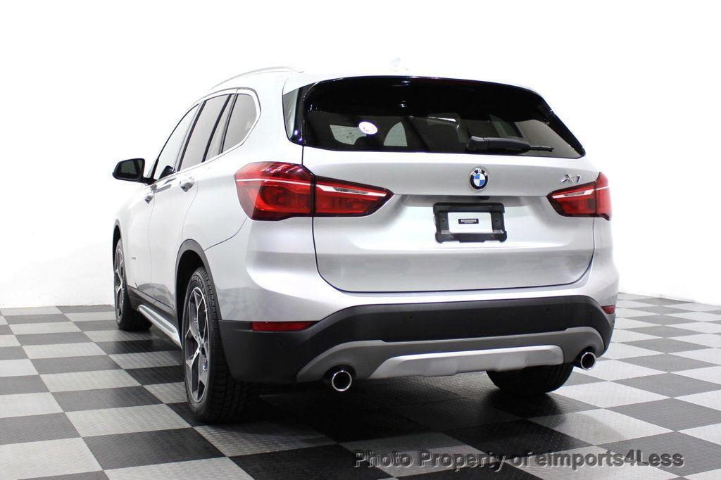 2016 BMW X1 CERTIFIED X1 xDRIVE28i AWD XLINE Driver Assist CAMERA NAVI - 18196763 - 31