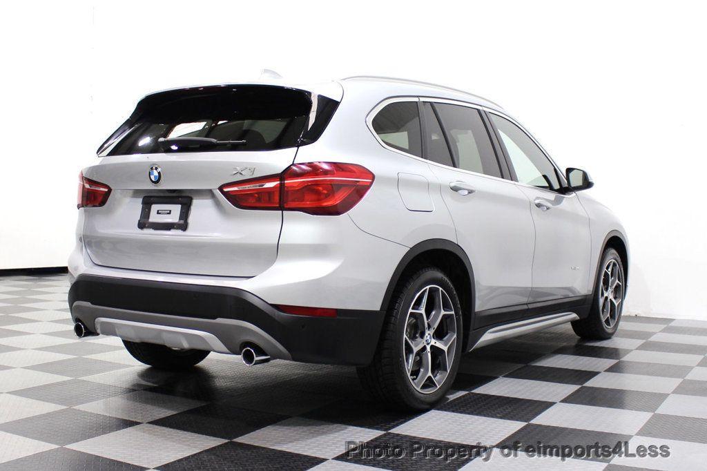 2016 BMW X1 CERTIFIED X1 xDRIVE28i AWD XLINE Driver Assist CAMERA NAVI - 18196763 - 33