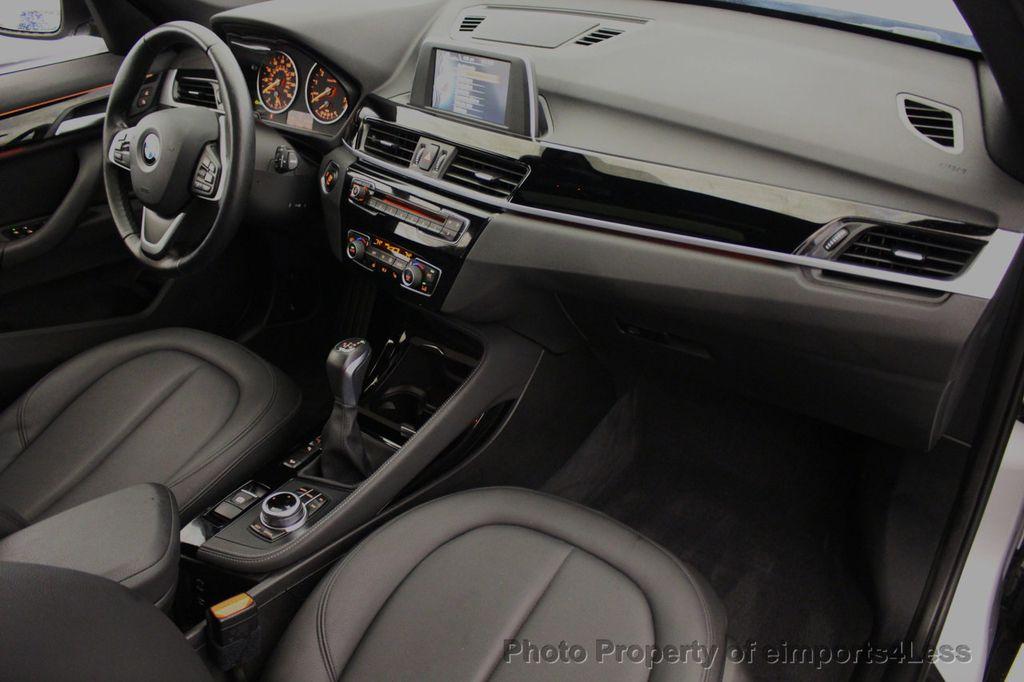 2016 BMW X1 CERTIFIED X1 xDRIVE28i AWD XLINE Driver Assist CAMERA NAVI - 18196763 - 36
