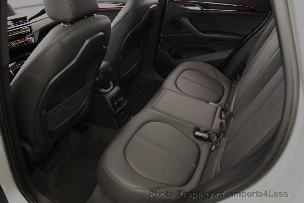 2016 BMW X1 CERTIFIED X1 xDRIVE28i AWD XLINE Driver Assist CAMERA NAVI - 18196763 - 37