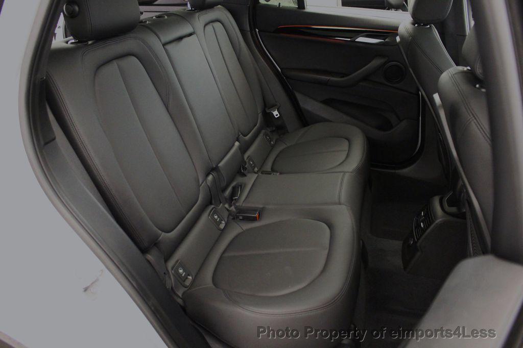 2016 BMW X1 CERTIFIED X1 xDRIVE28i AWD XLINE Driver Assist CAMERA NAVI - 18196763 - 38