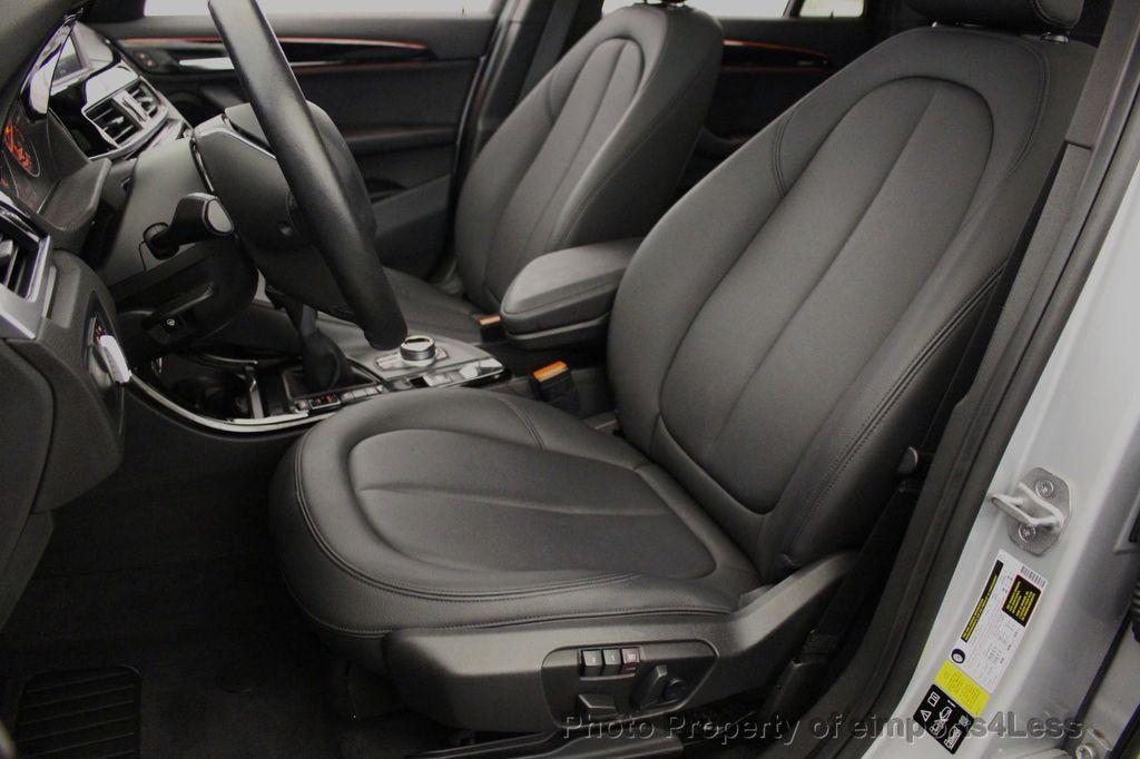2016 BMW X1 CERTIFIED X1 xDRIVE28i AWD XLINE Driver Assist CAMERA NAVI - 18196763 - 39