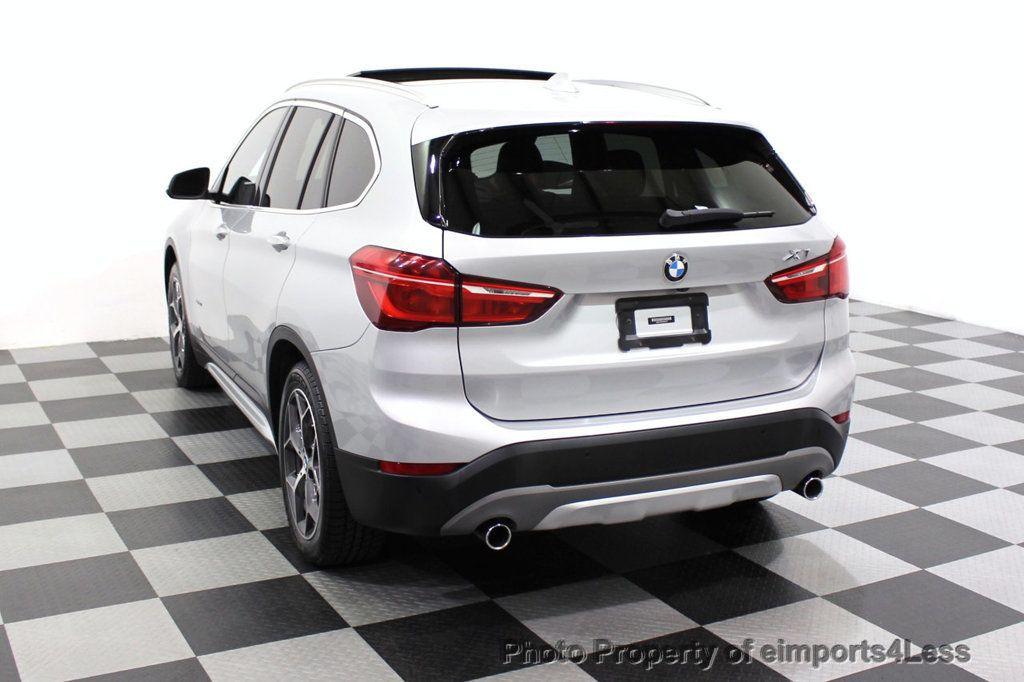 2016 BMW X1 CERTIFIED X1 xDRIVE28i AWD XLINE Driver Assist CAMERA NAVI - 18196763 - 47