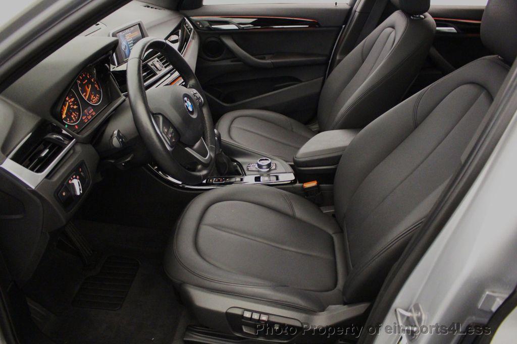 2016 BMW X1 CERTIFIED X1 xDRIVE28i AWD XLINE Driver Assist CAMERA NAVI - 18196763 - 49