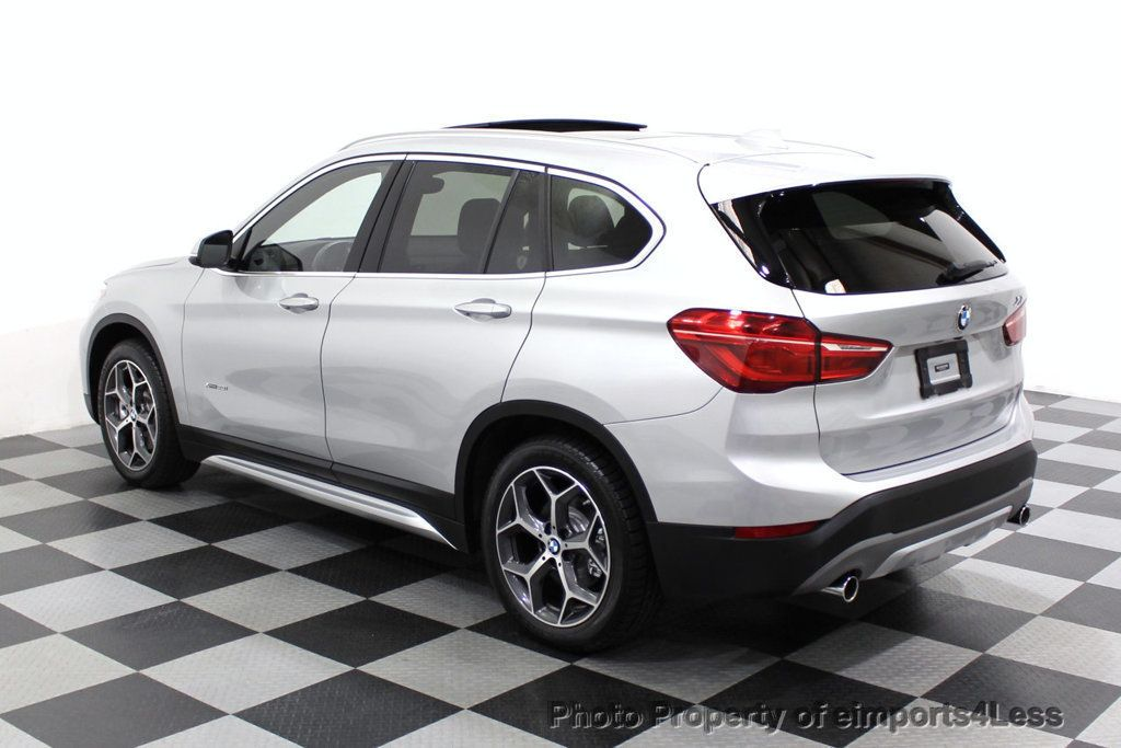 2016 BMW X1 CERTIFIED X1 xDRIVE28i AWD XLINE Driver Assist CAMERA NAVI - 18196763 - 54
