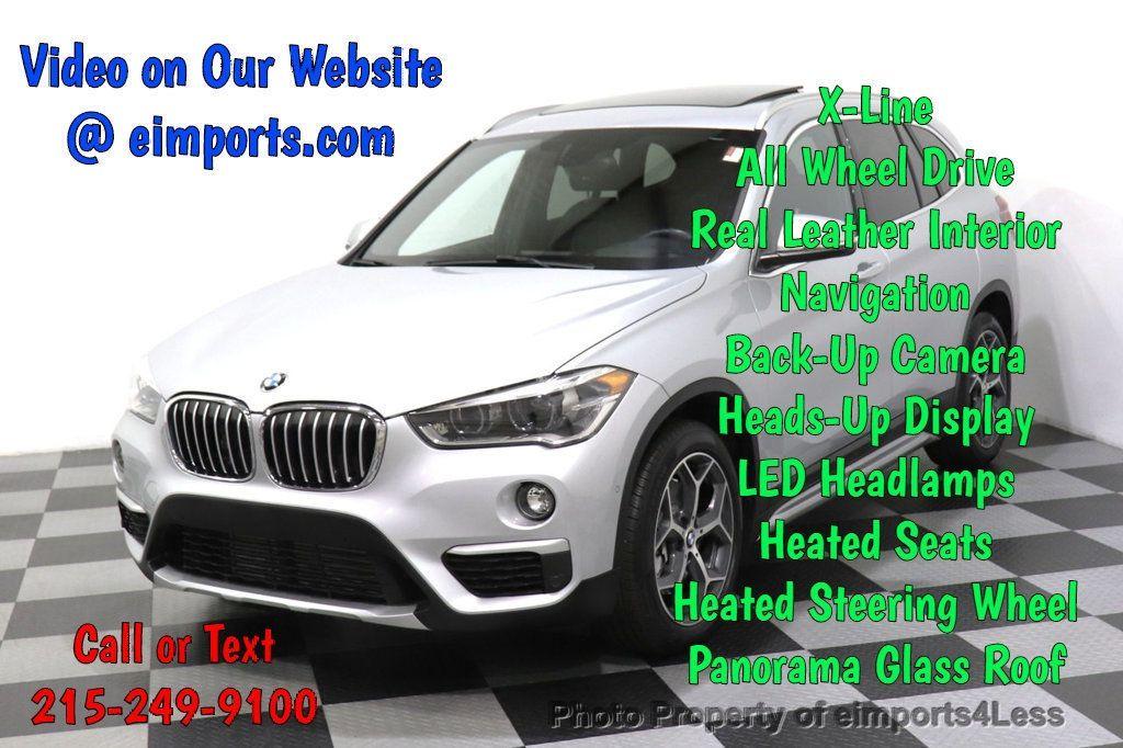2016 BMW X1 CERTIFIED X1 xDrive28i PREMIUM AWD TECH HUD CAM NAV - 18518145 - 0