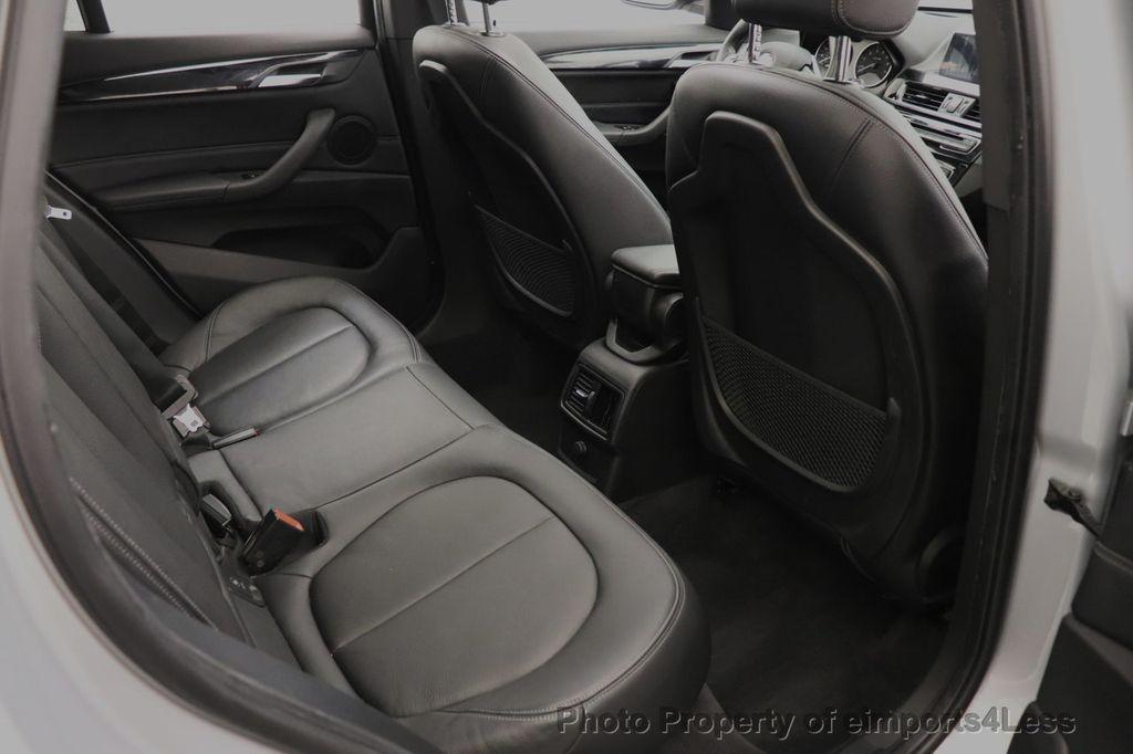 2016 BMW X1 CERTIFIED X1 xDrive28i PREMIUM AWD TECH HUD CAM NAV - 18518145 - 43