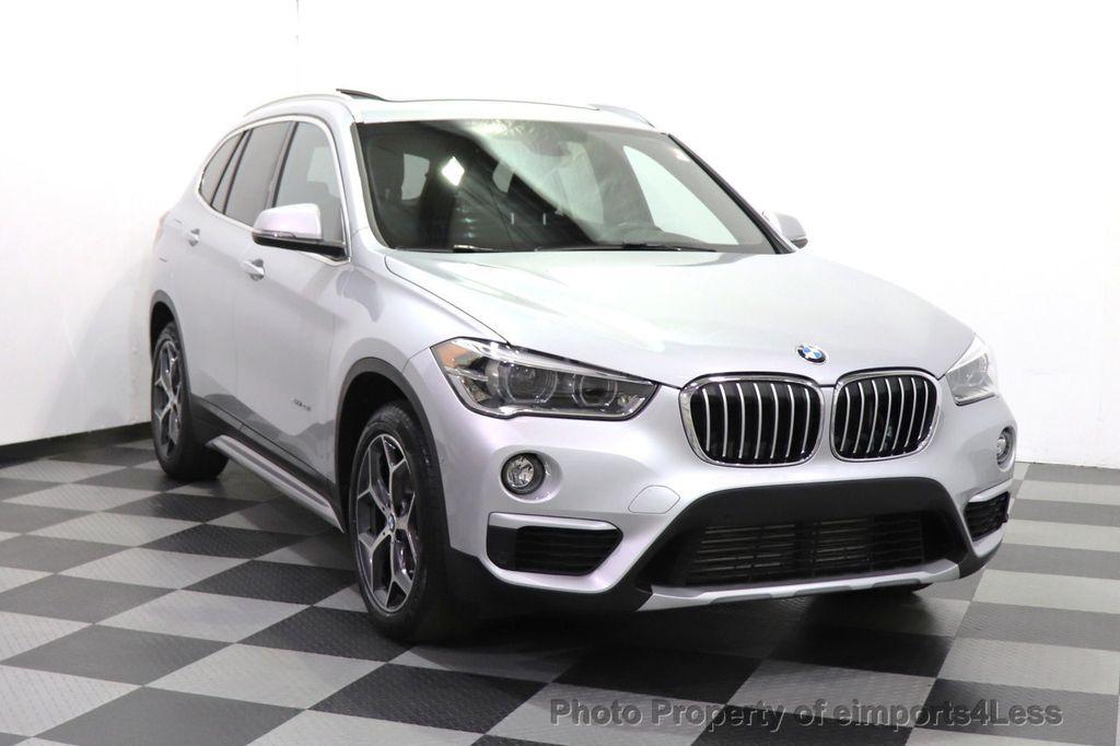 2016 BMW X1 CERTIFIED X1 xDrive28i PREMIUM AWD TECH HUD CAM NAV - 18518145 - 47