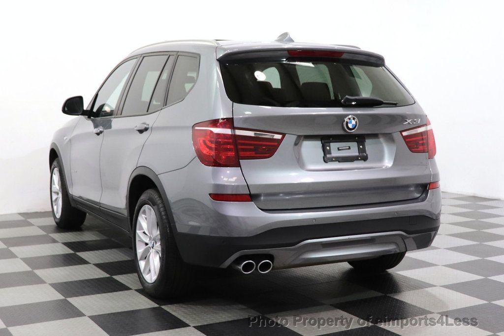 2016 BMW X3 CERTIFIED X3 xDrive28i AWD PREMIUM PANO NAV - 18518141 - 13