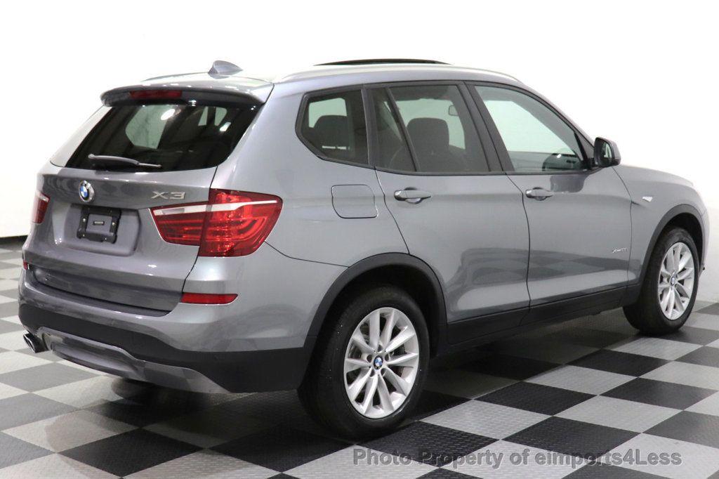 2016 BMW X3 CERTIFIED X3 xDrive28i AWD PREMIUM PANO NAV - 18518141 - 15