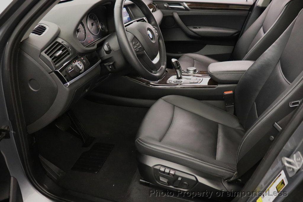 2016 BMW X3 CERTIFIED X3 xDrive28i AWD PREMIUM PANO NAV - 18518141 - 20